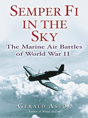 cover image of Semper Fi in the Sky