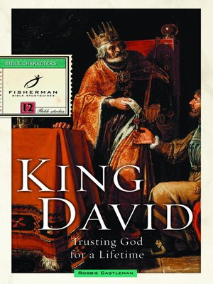 cover image of King David