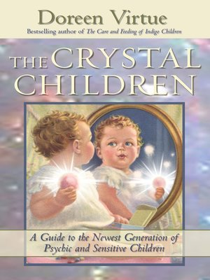 cover image of The Crystal Children