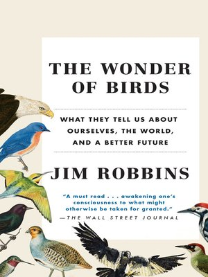 cover image of The Wonder of Birds