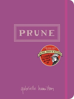 cover image of Prune