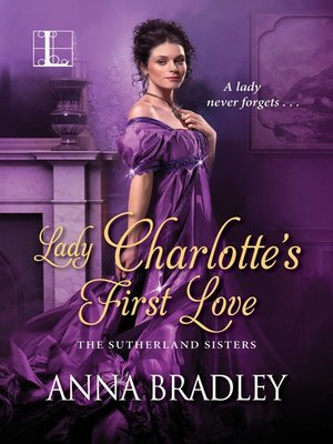 cover image of Lady Charlotte's First Love