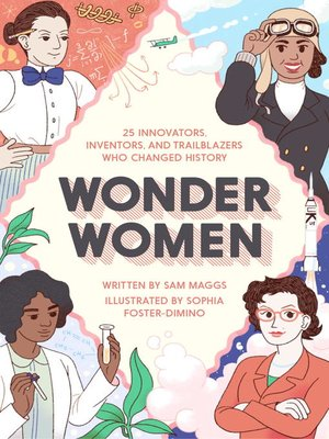 cover image of Wonder Women