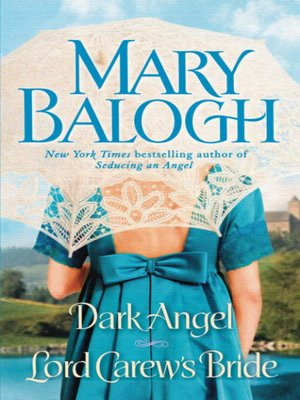 cover image of Dark Angel/Lord Carew's Bride