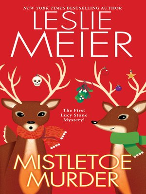 cover image of Mistletoe Murder