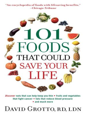 cover image of 101 Foods That Could Save Your Life