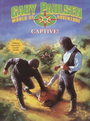 cover image of Captive!
