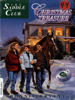 cover image of Christmas Treasure