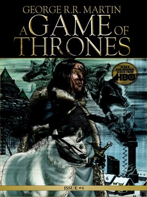 cover image of A Game of Thrones: Comic Book, Issue 4