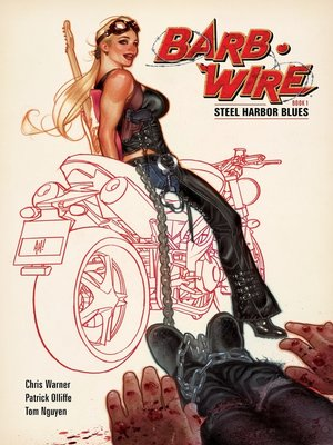 cover image of Barb Wire (2015), Volume 1