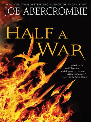 cover image of Half a War