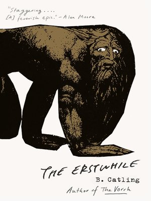 cover image of The Erstwhile