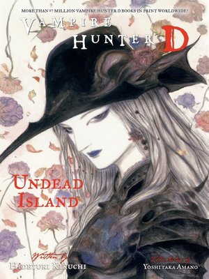 cover image of Vampire Hunter D Volume 25