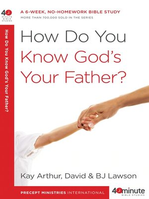 cover image of How Do You Know God's Your Father?