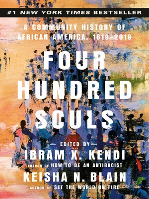 cover image of Four Hundred Souls