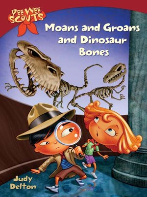 cover image of Moans and Groans and Dinosaur Bones