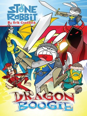 cover image of Stone Rabbit #7