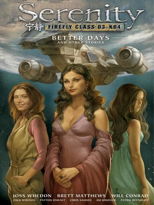 cover image of Serenity (2006), Volume 2