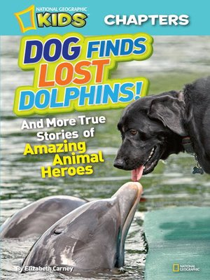 cover image of Dog Finds Lost Dolphins