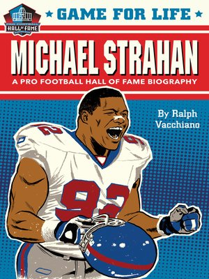 cover image of Michael Strahan