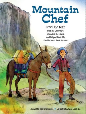 cover image of Mountain Chef
