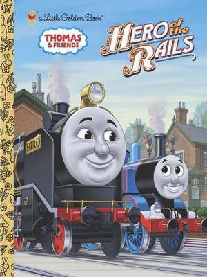cover image of Hero of the Rails (Thomas & Friends)