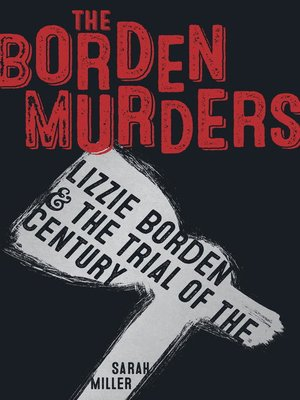 cover image of The Borden Murders