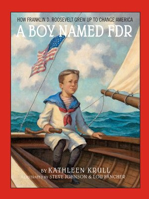 cover image of A Boy Named FDR