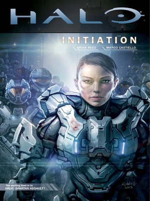 cover image of Halo: Initiation