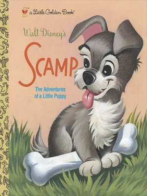 cover image of Scamp (Disney Classic)