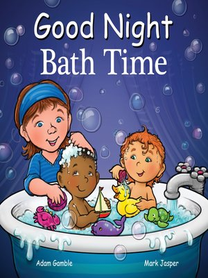 cover image of Good Night Bath Time