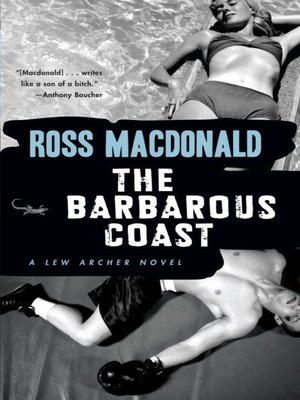 cover image of The Barbarous Coast