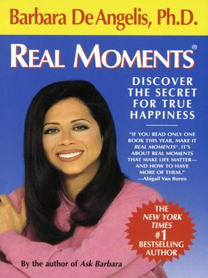 cover image of Real Moments