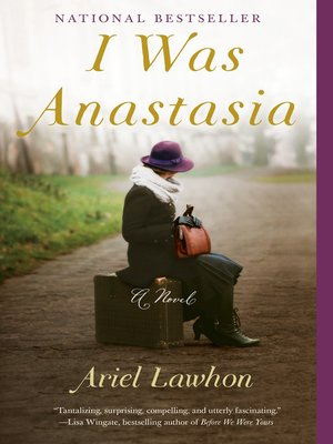 cover image of I Was Anastasia