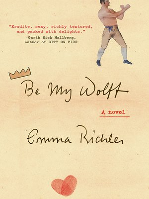 cover image of Be My Wolff