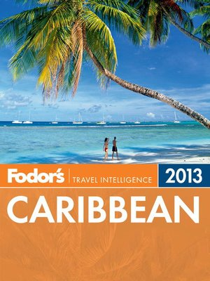 cover image of Fodor's Caribbean 2013