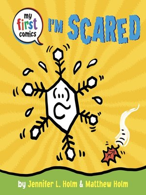 cover image of I'm Scared (My First Comics)