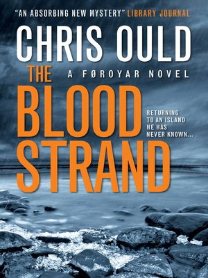 cover image of The Blood Strand