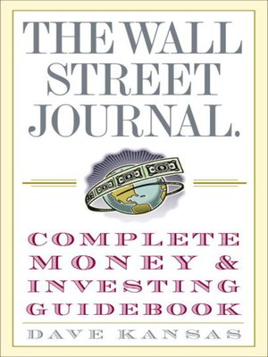 cover image of The Wall Street Journal Complete Money and Investing Guidebook