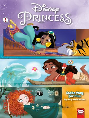 cover image of Disney Princess