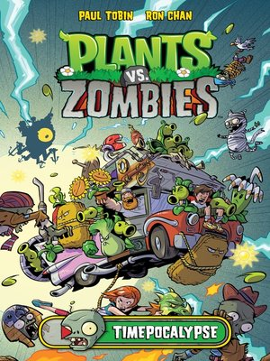 cover image of Plants vs. Zombies (2013), Volume 2
