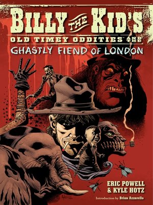 cover image of Billy the Kid's Old Timey Oddities, Volume 2