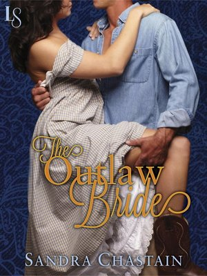 cover image of The Outlaw Bride