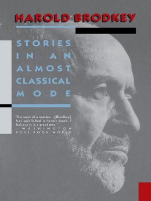 cover image of Stories in an Almost Classical Mode