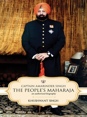 cover image of Captain Amarinder Singh