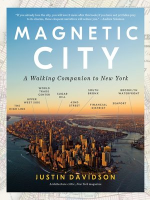 cover image of Magnetic City