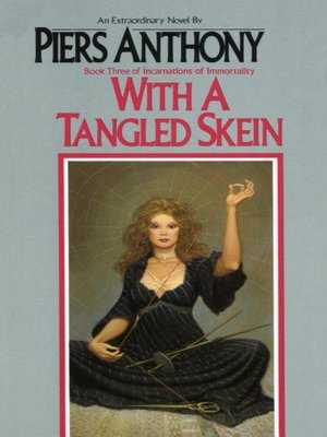 cover image of With a Tangled Skein