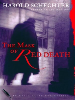 cover image of The Mask of Red Death