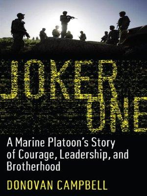 cover image of Joker One
