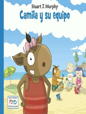 cover image of Camila y su equipo